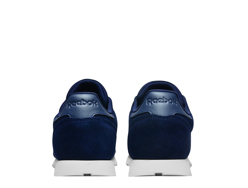 reebok classic leather mcc navy