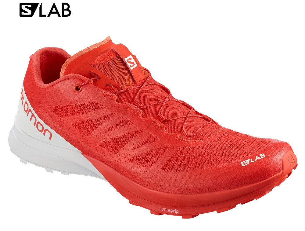 salomon s lab sense red