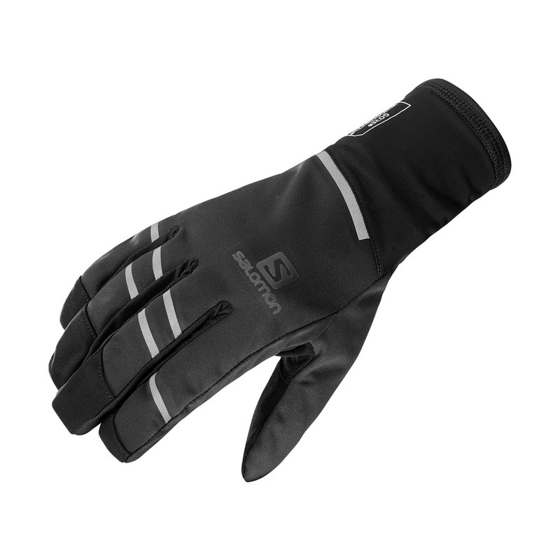 rĘkawice salomon rs pro ws glove u black