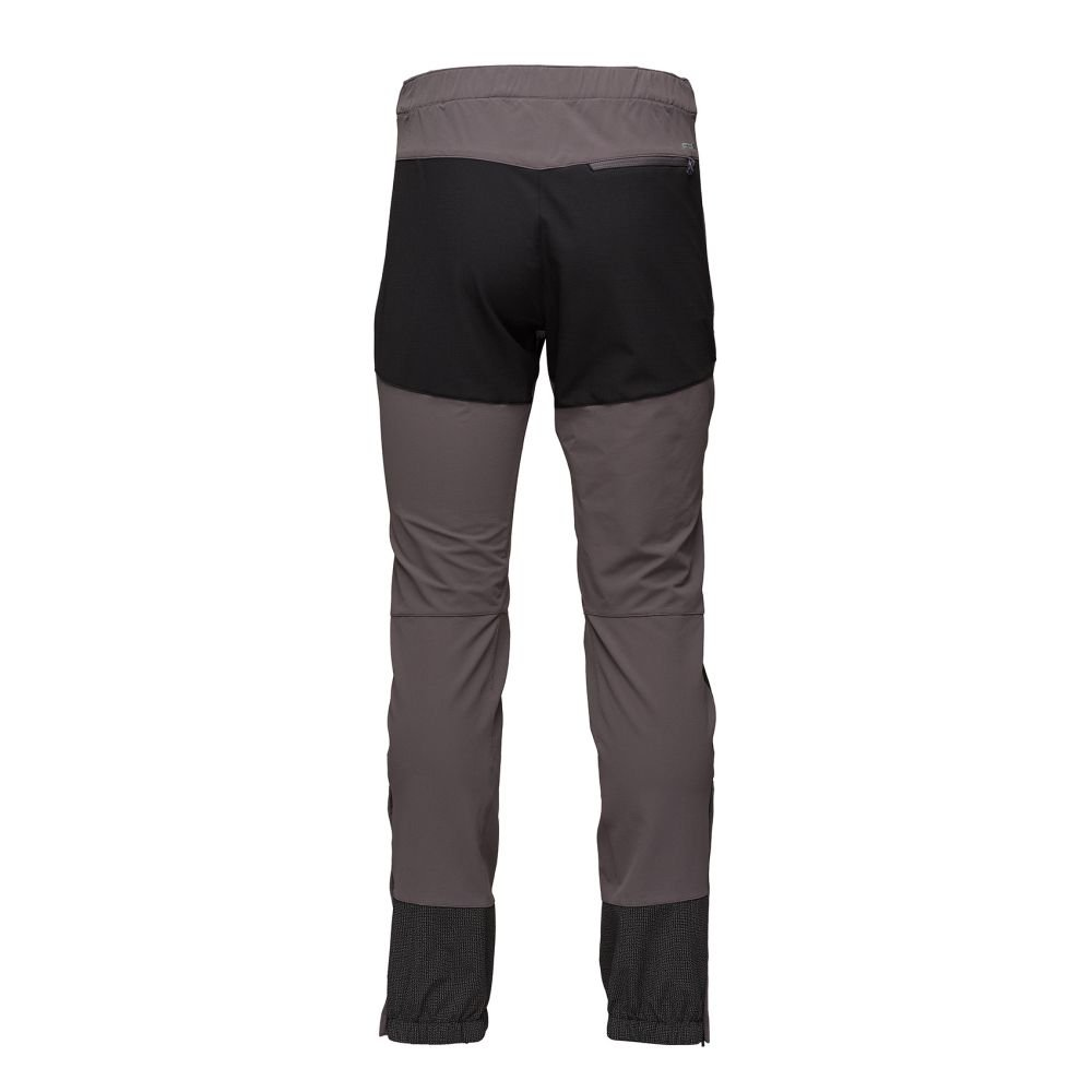 salomon wayfarer mountain pant m rabbit męskie szare