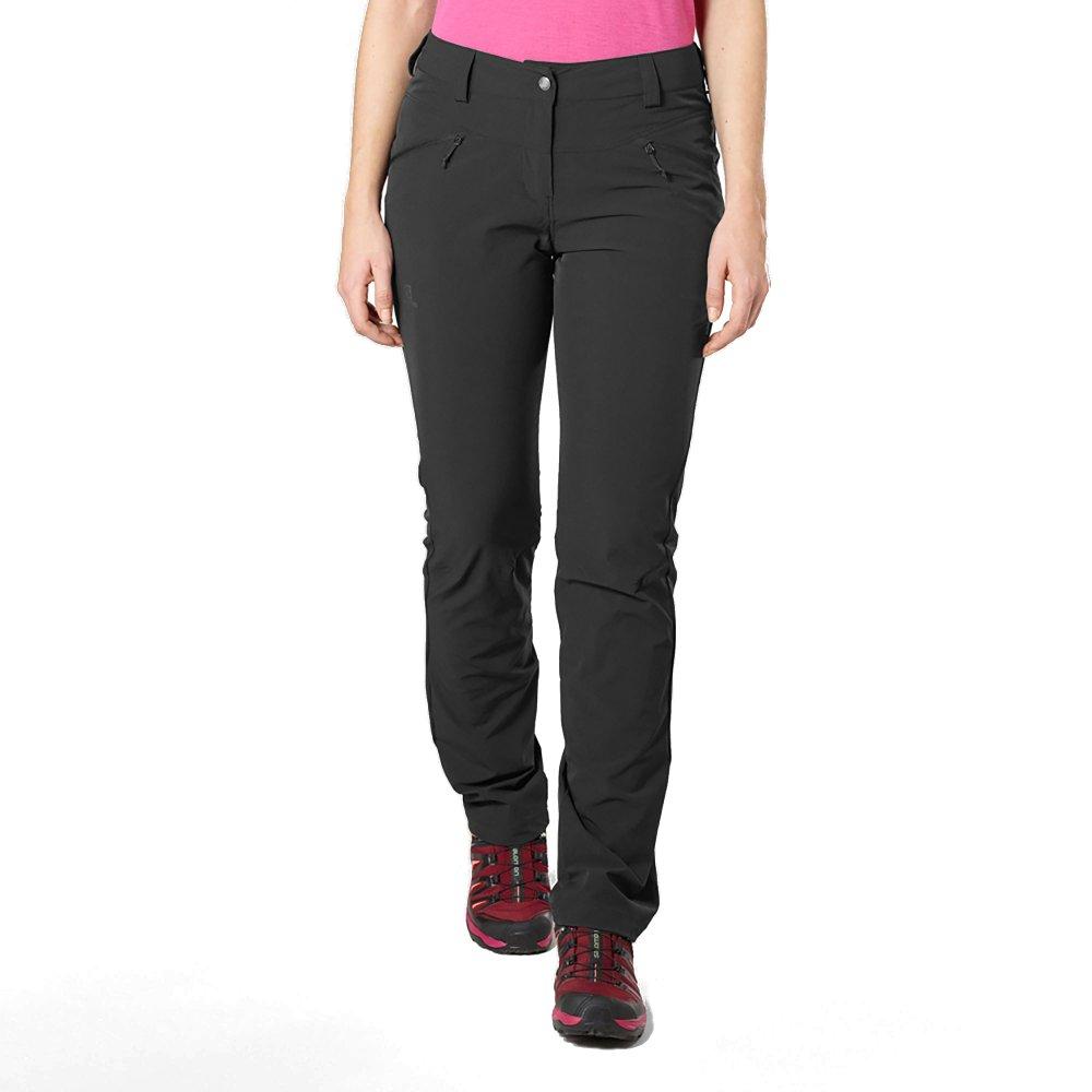 spodnie damskie salomon wayfarer lt czarne
