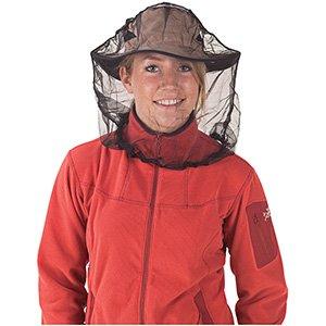 moskitiera sea to summit  nano mosquito head net permethrin treated