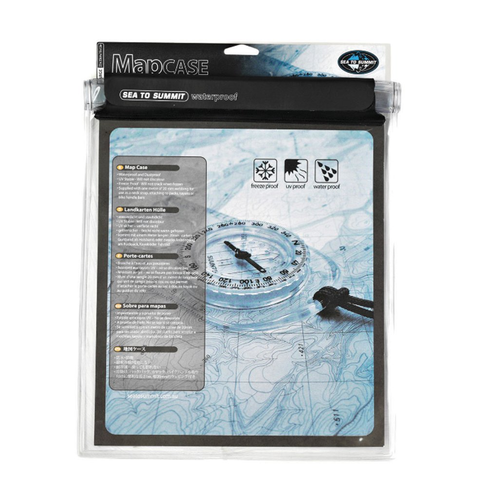 opakowanie sea to summit waterproof map cases