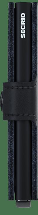 secrid miniwallet (mm-black)
