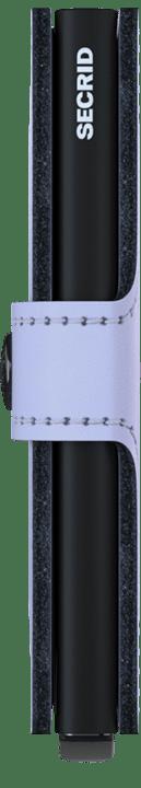 secrid miniwallet (mm-lilac-black)