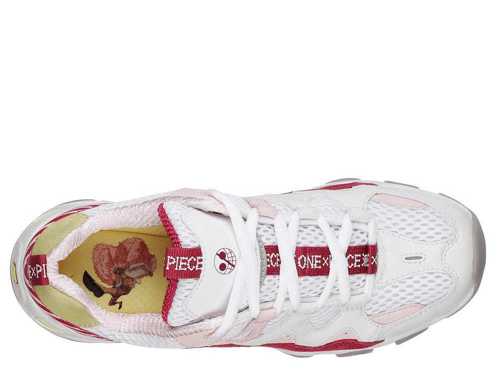 skechers d-lites 2 x one piece (12977-wpk)