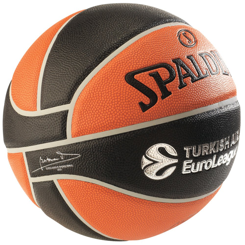 spalding euroleague tf-1000 legacy (029321745384)