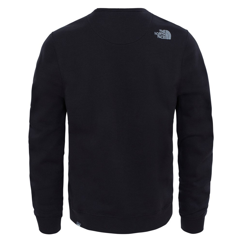 bluza the north face drew peak crew (t92zwrjk3)
