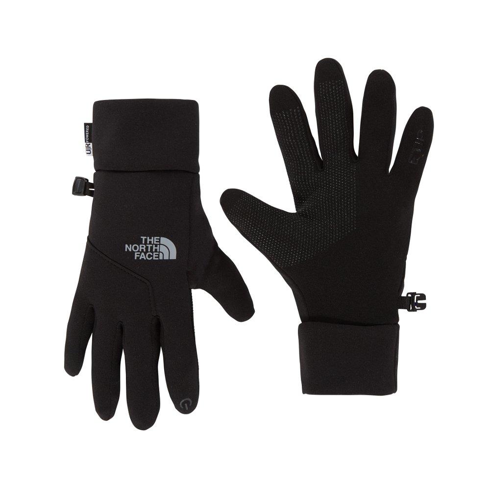rękawiczki the north face etip gloves w czarne (t93kppjk3)