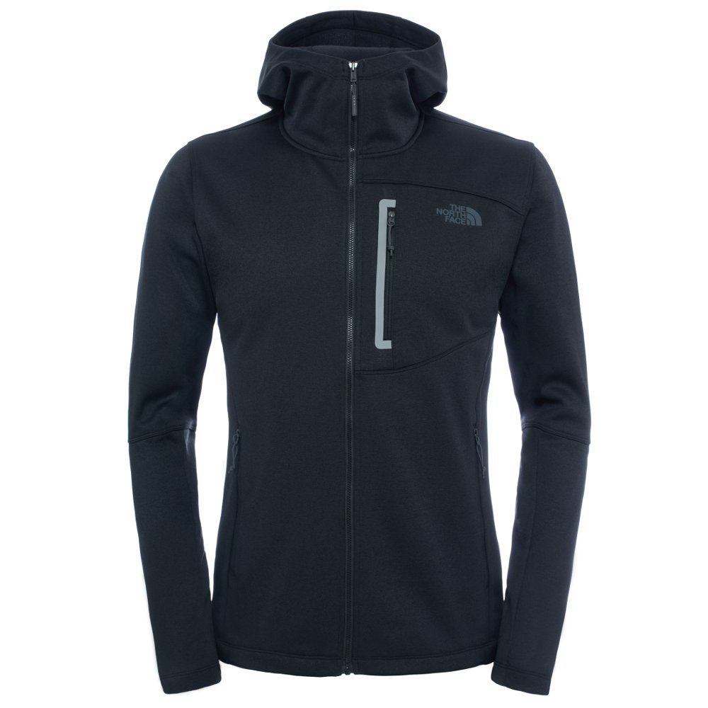 bluza the north face canyonlands hoodie tnf black m