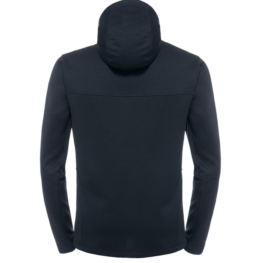 the north face canyonlands hoodie m czarna