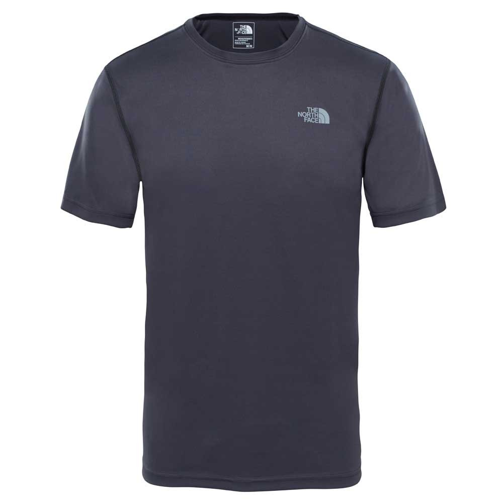 the north face s/s flex eu asphalt grey