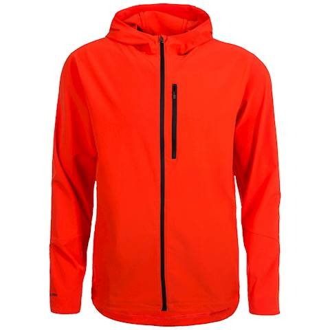 kurtka under armour outrun the storm jacket v2-red