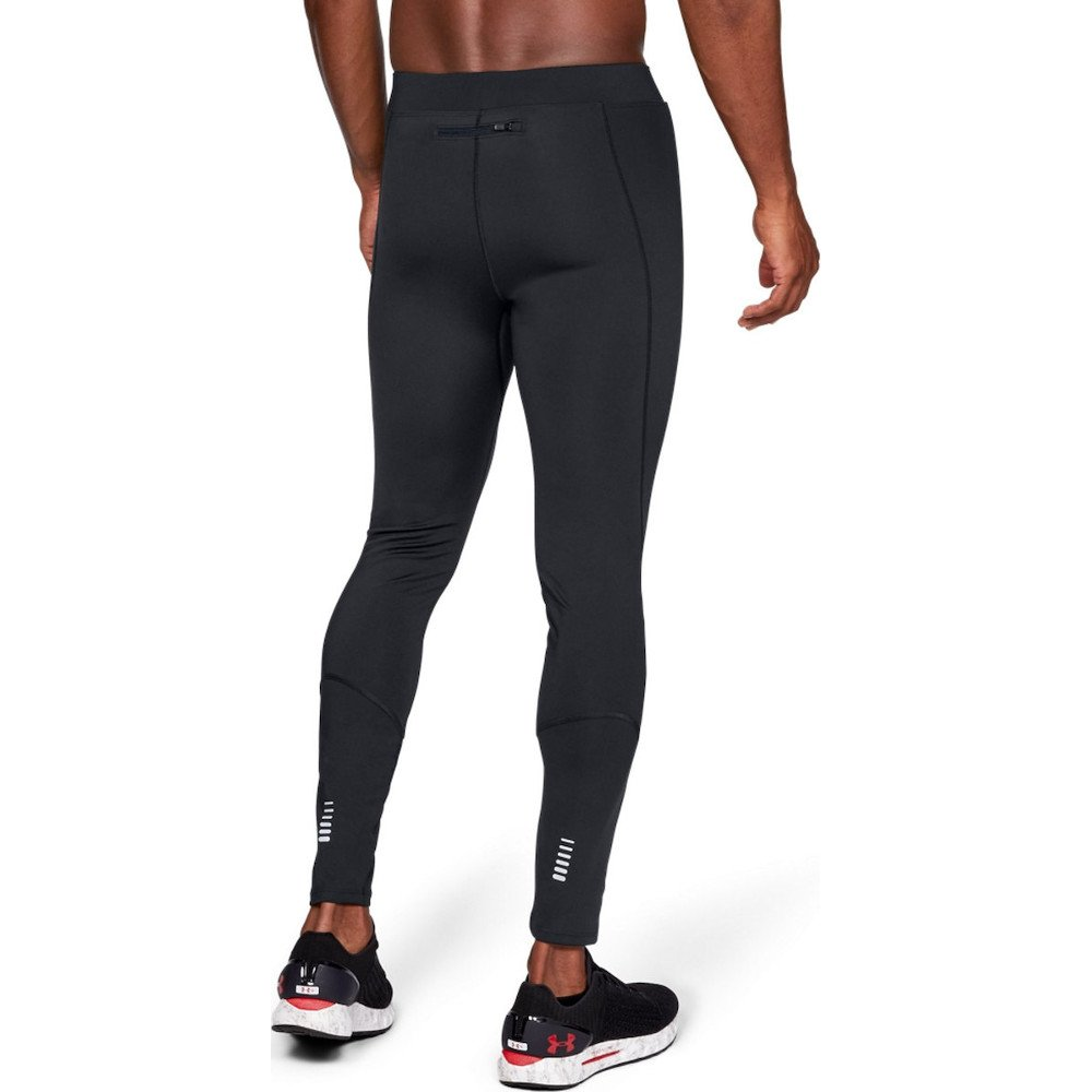 under armour outrun the storm tights m czarne