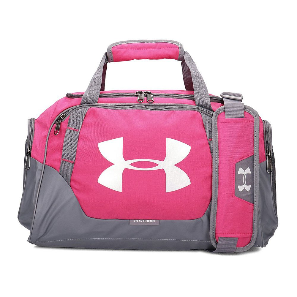 under armour undeniable duffle 3.0 xs różowa