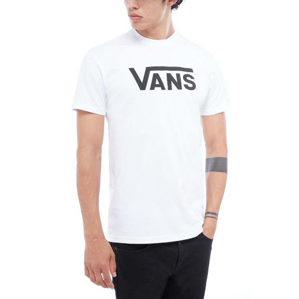 vans mn vans classic white/black