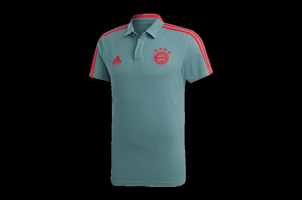 Koszulka Polo adidas FC Bayern Monachium (CW7282)