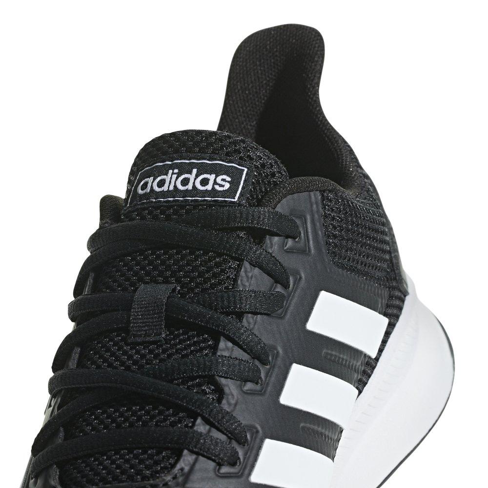 adidas runfalcon m biało-czarne