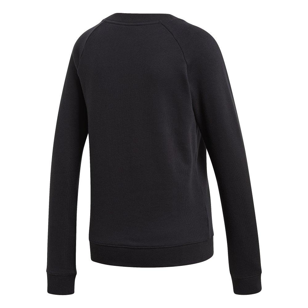 Bluza damska Trefoil Sweatshirt Adidas (biała)