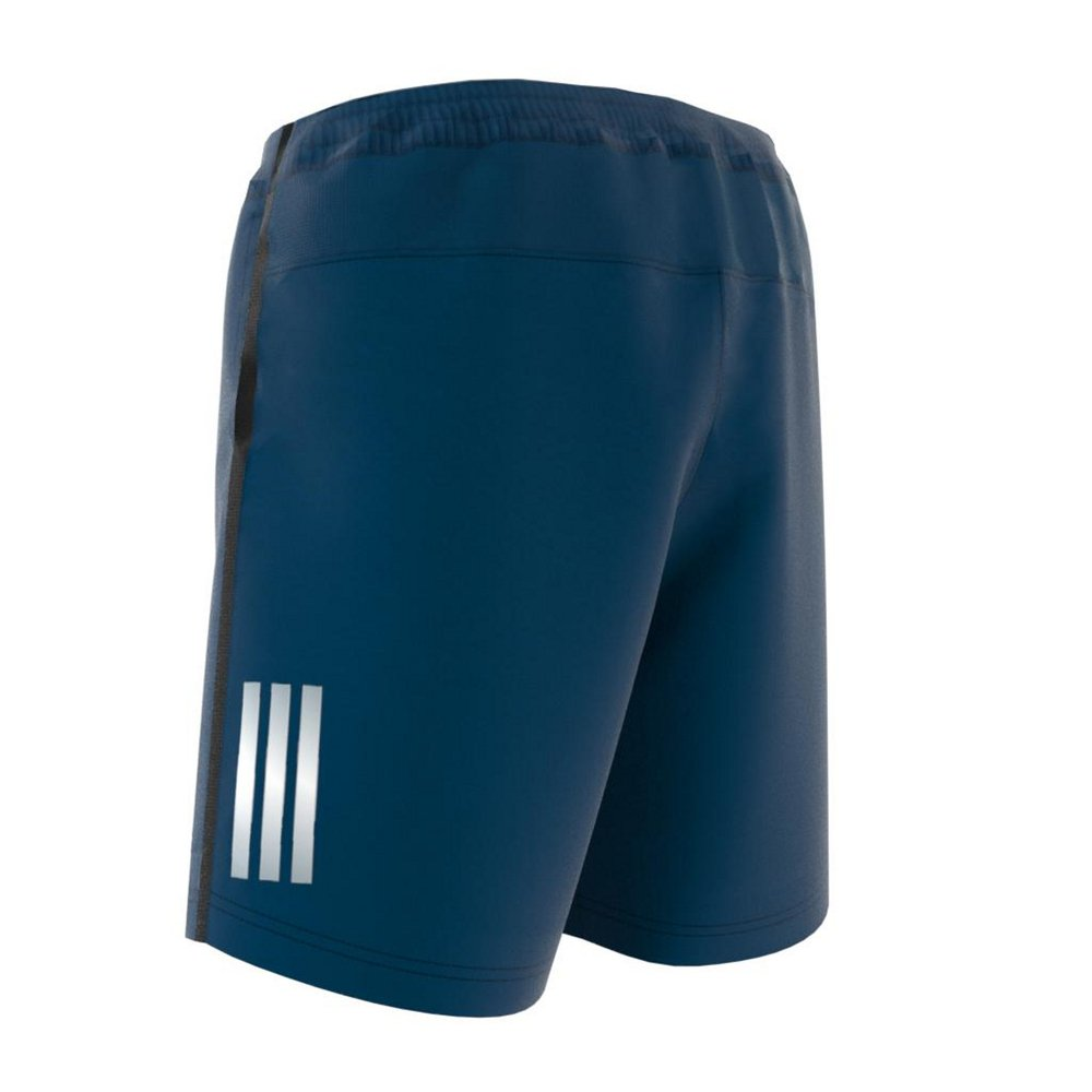 adidas own the run shorts m granatowe