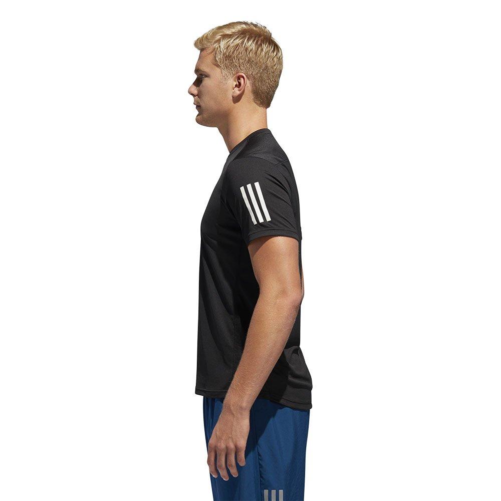 adidas own the run tee męska czarna