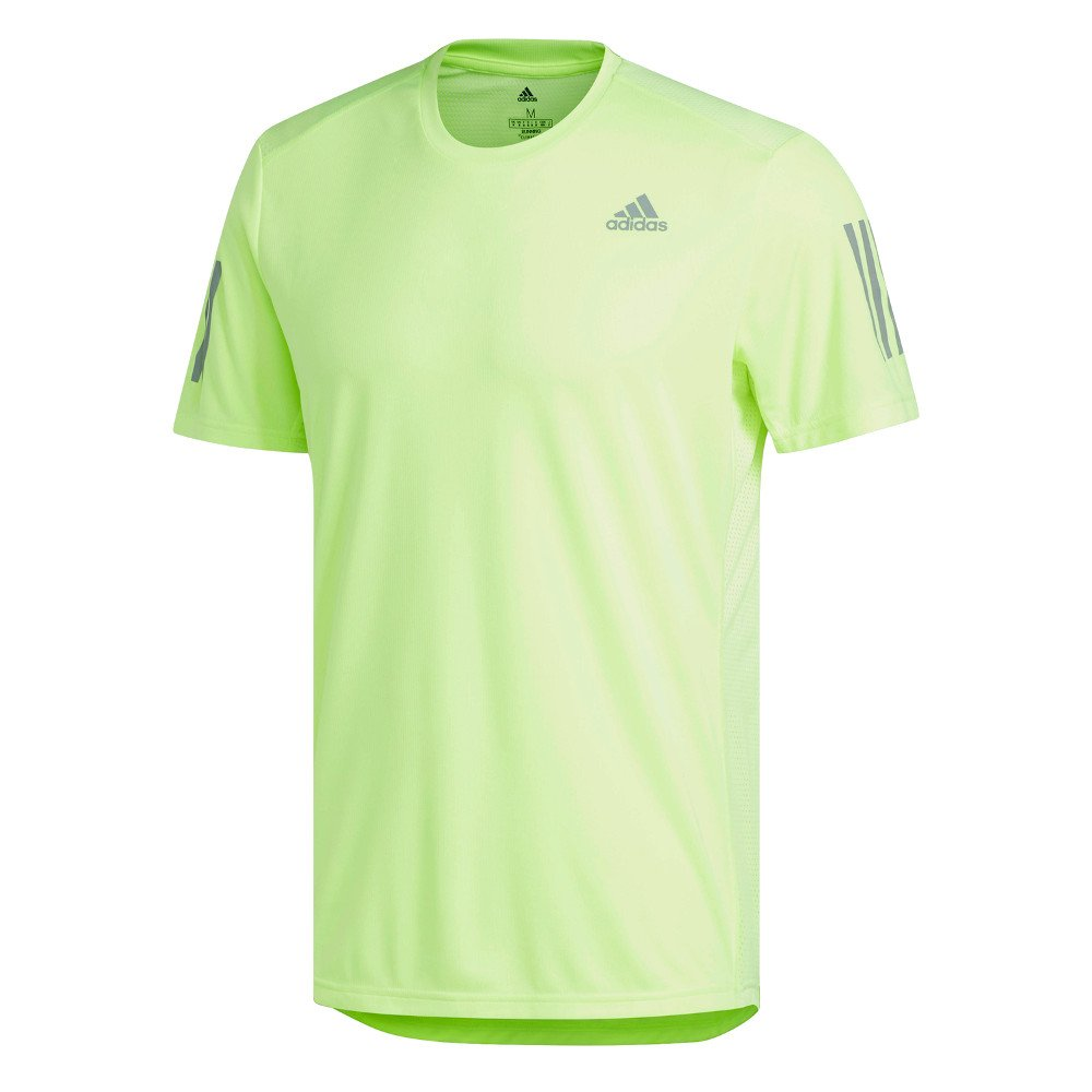 adidas own the run tee m limonkowa
