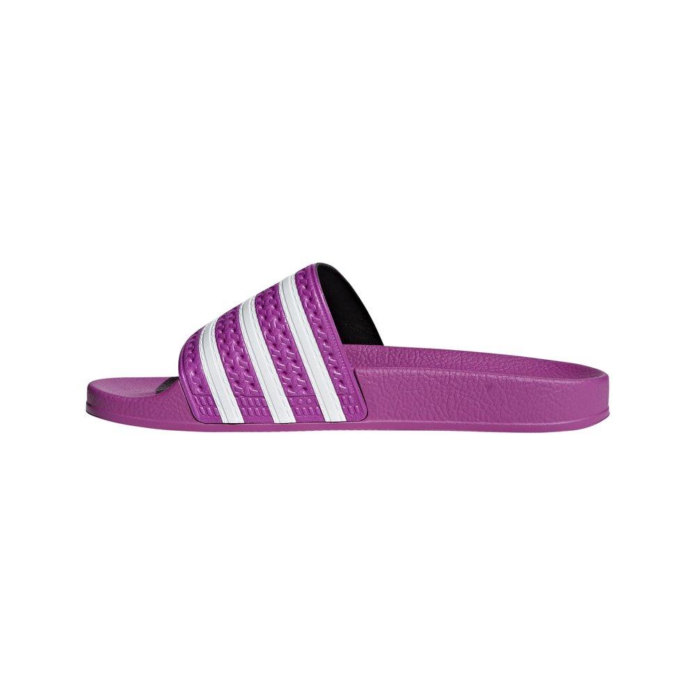 adidas adilette w damskie fioletowe (cg6539)