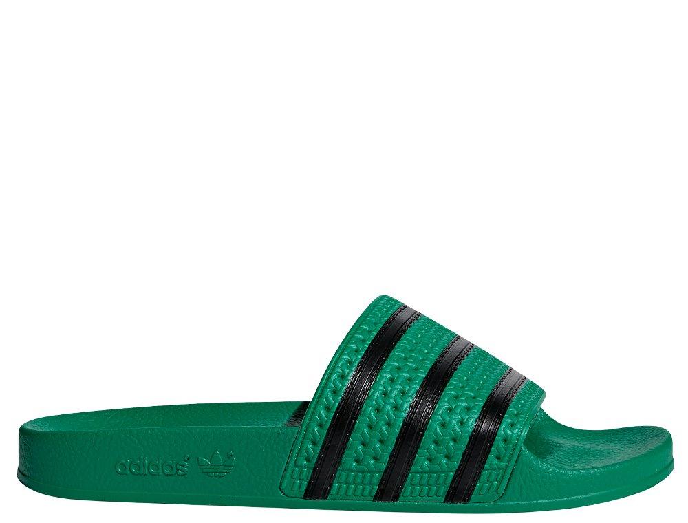 adidas adilette męskie zielone (cm8443)