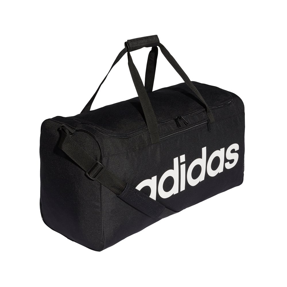 adidas linear core duffel large