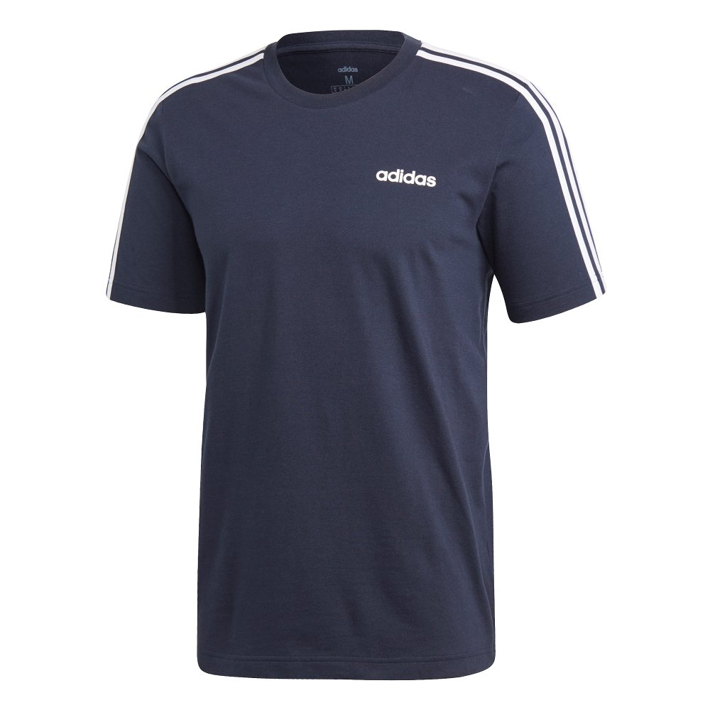 adidas essentials 3-stripes tee