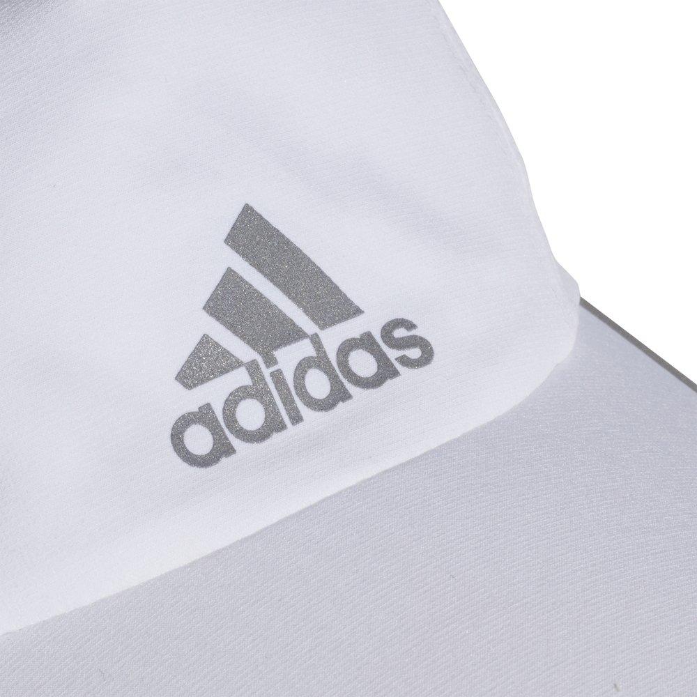 adidas climalite cap biała