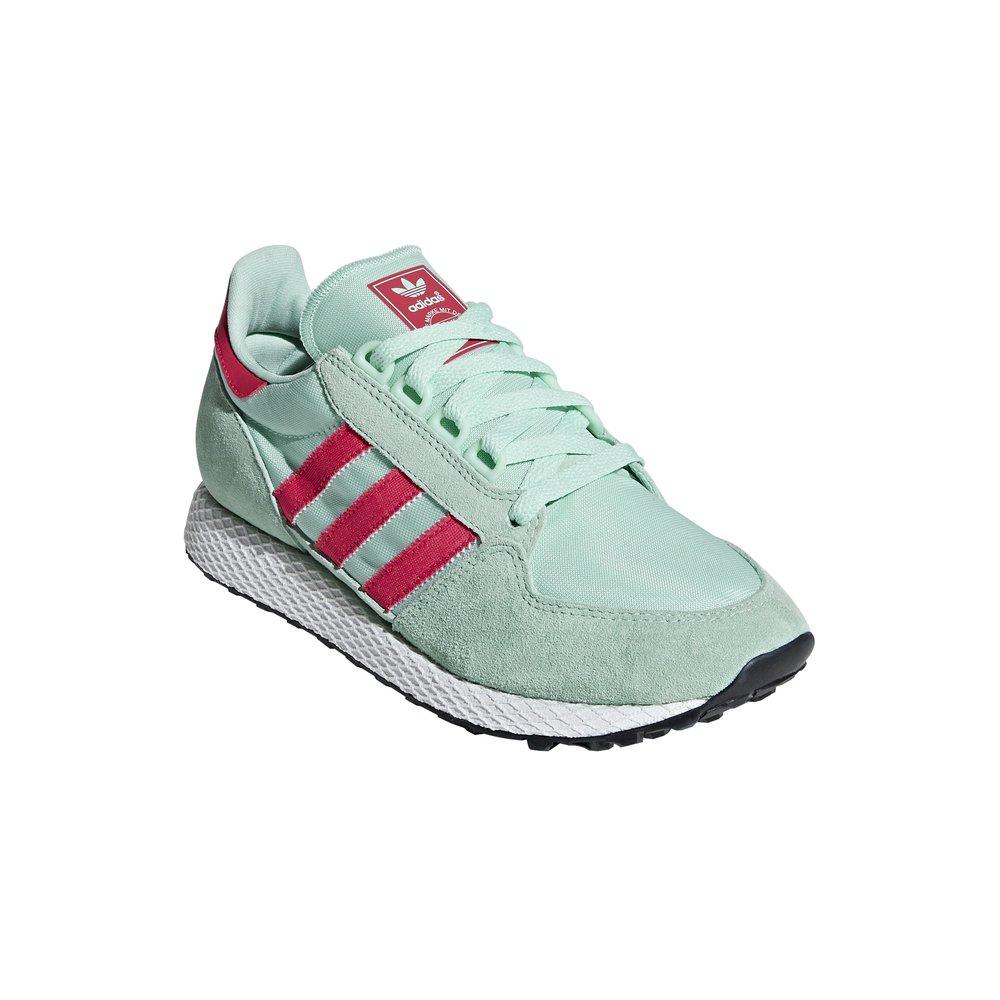 adidas Forest Grove W Damskie Zielone (CG6124)