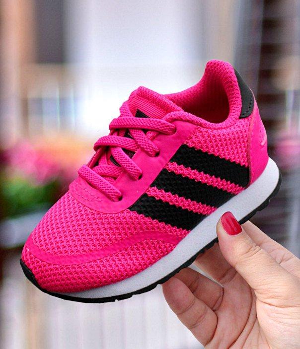 adidas Originals Buty dziecięce Buty dziewczęce różowe w
