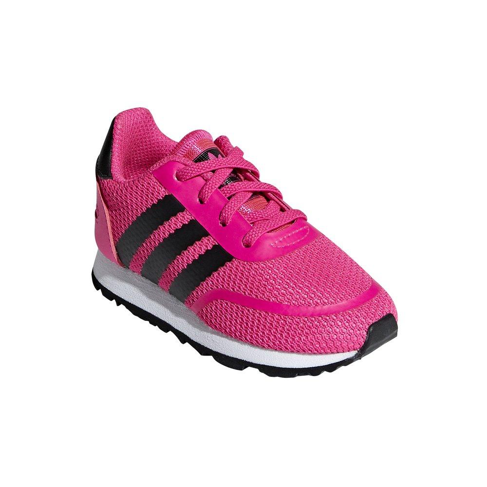 Adidasy różowe buty sportowe dla dziewczynki buciki Adidas