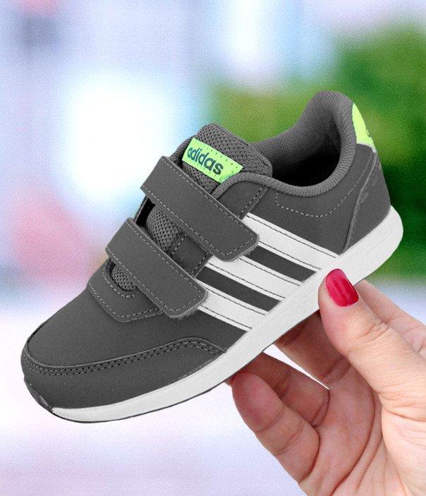 buty jesienne Darmowa dostawa tania wyprzedaż adidas VS Switch 2 Cmf C szaro-białe