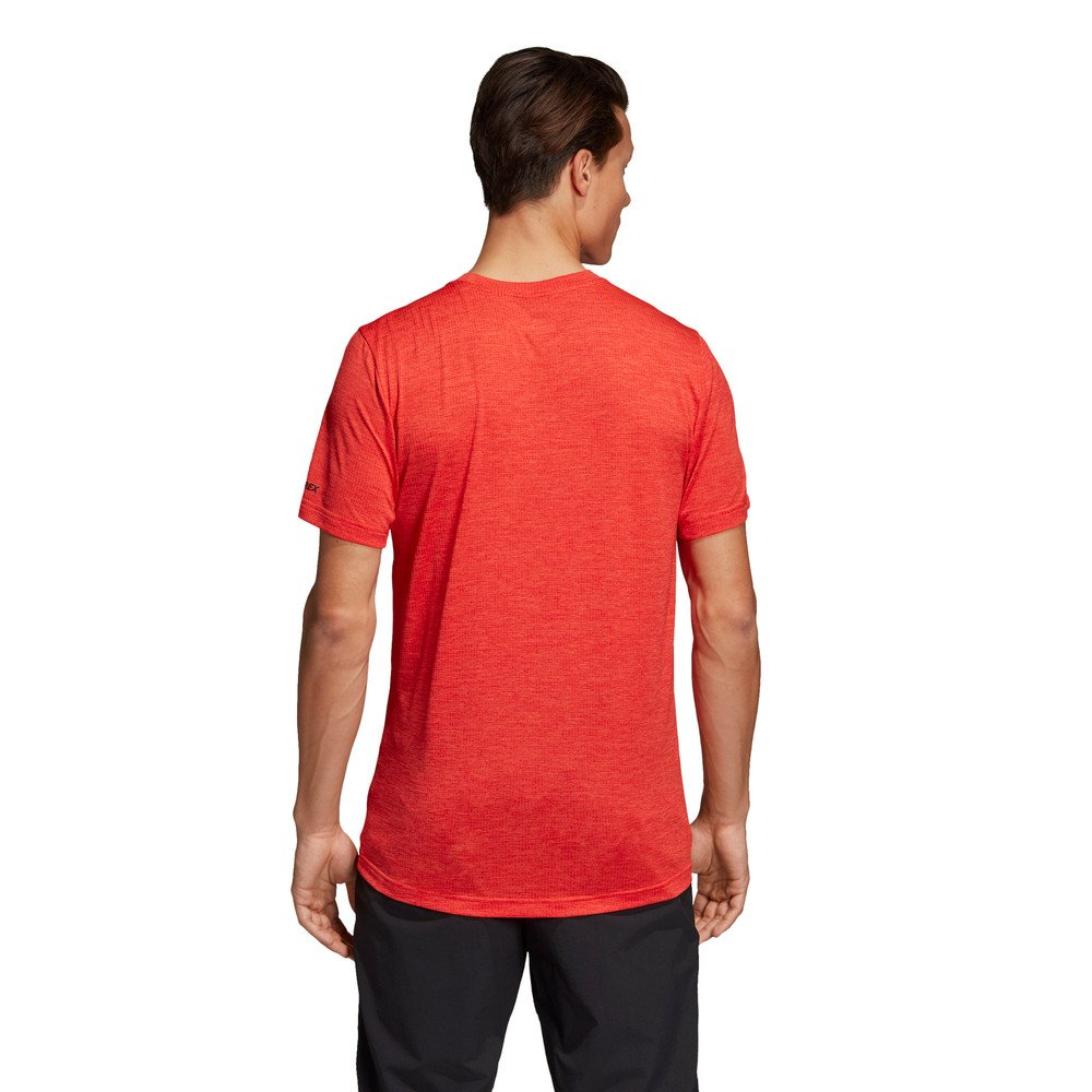 adidas terrex tivid tee active orange
