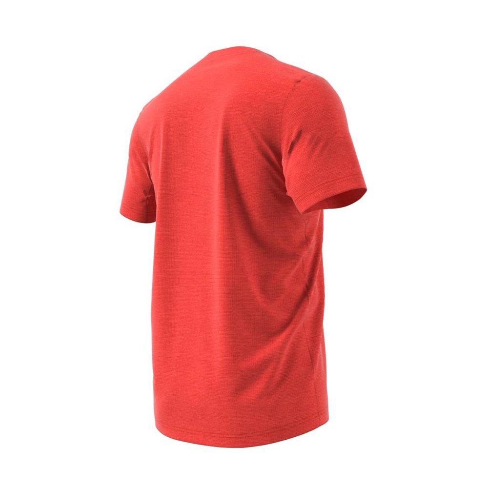 adidas terrex tivid tee m czerwono-koralowa