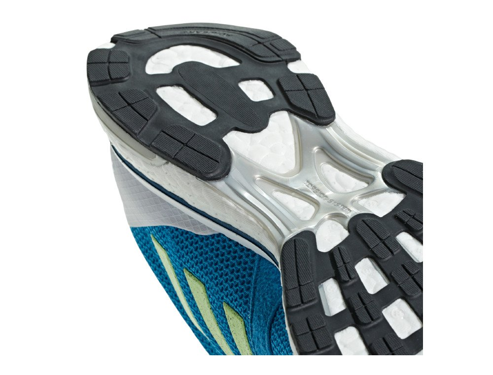 adidas adizero adios 4 m biało-błękitne