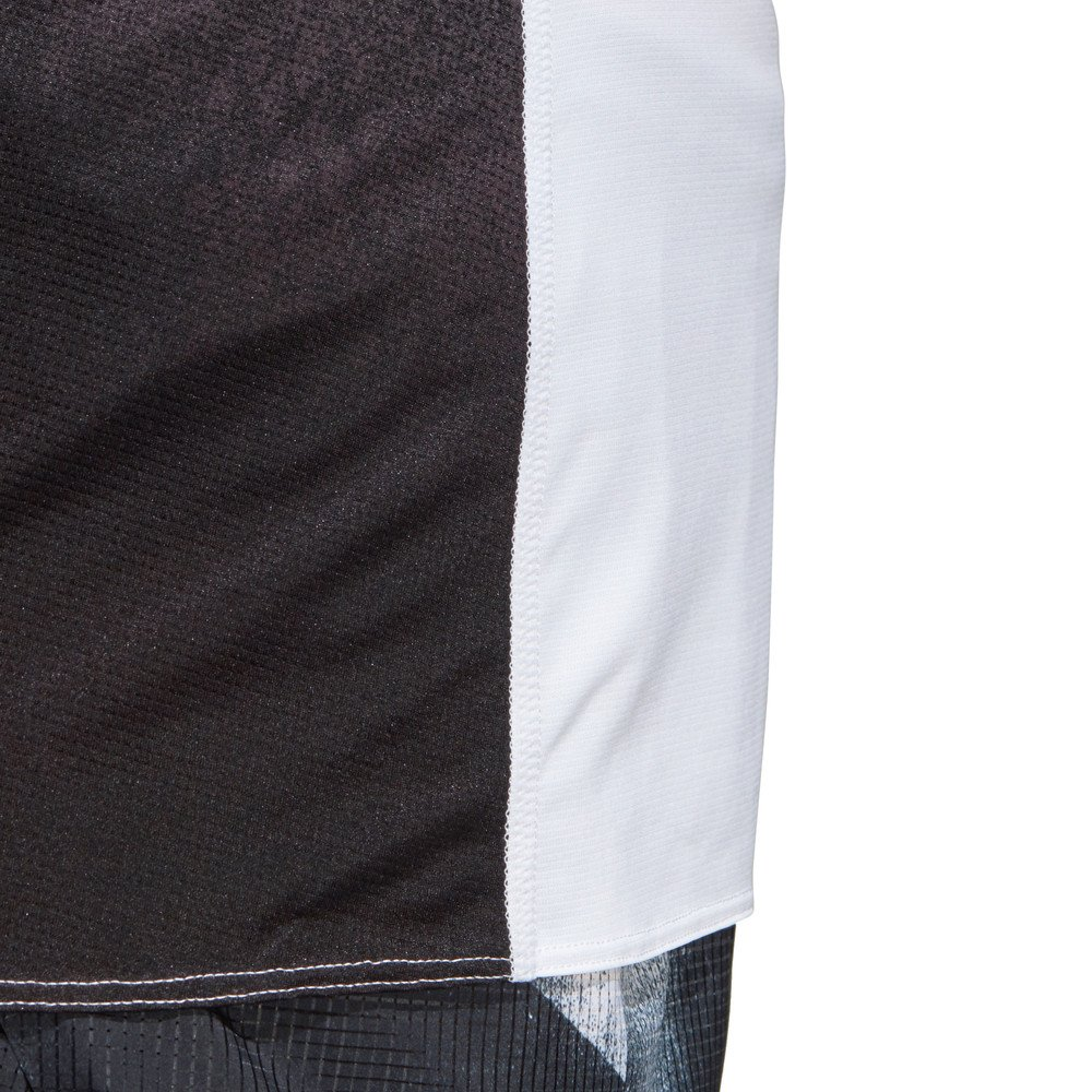 adidas sub 2 singlet w szaro-biała