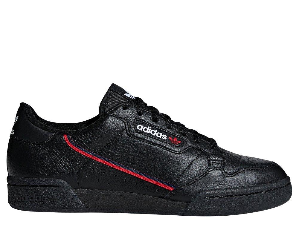 adidas continental 80 męskie czarne (g27707)