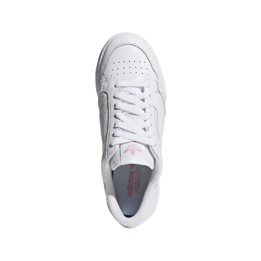 adidas continental 80 w damskie białe (g27722)