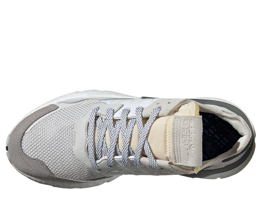 adidas Nite Jogger Męskie Białe (CG5950)