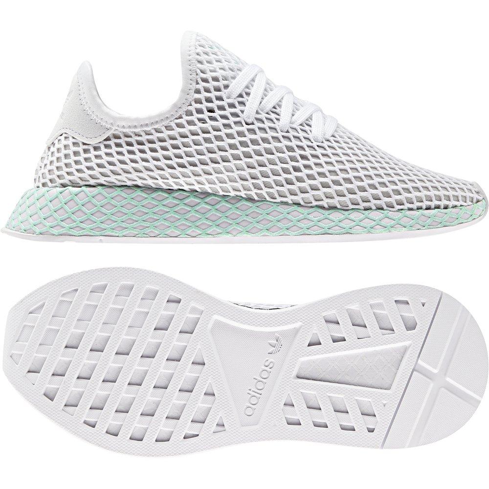 adidas deerupt runner w damskie białe (cg6089)