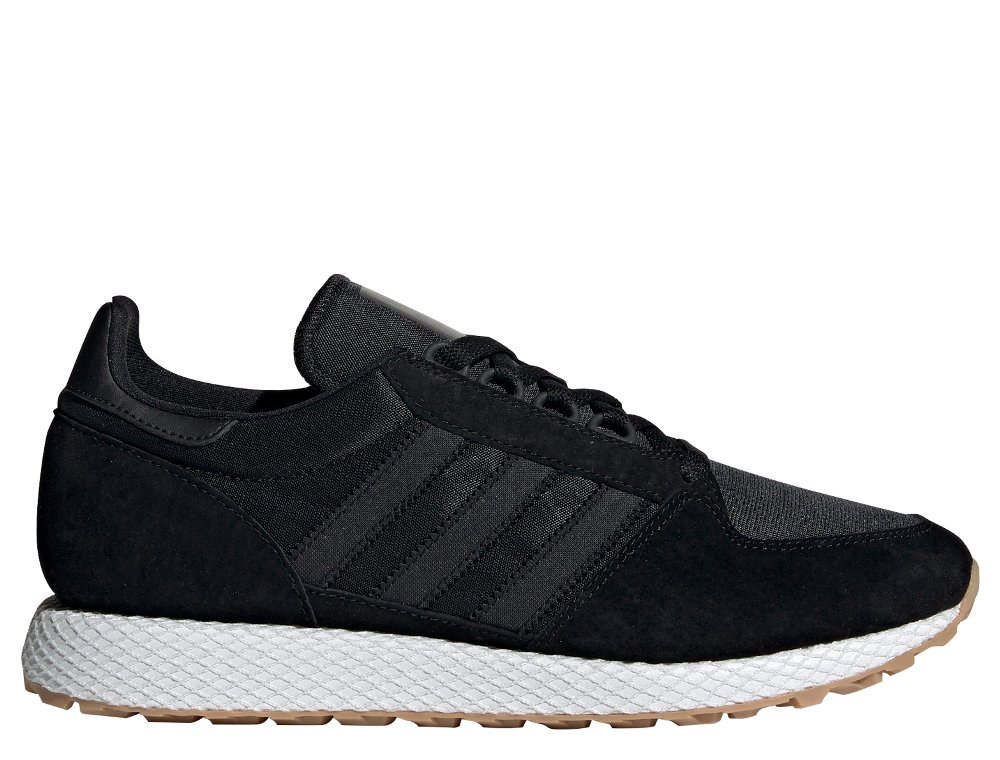 adidas forest grove męskie czarne (cg5673)