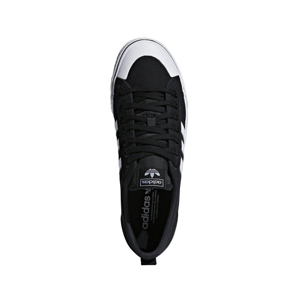 adidas nizza męskie czarne (cq2332)