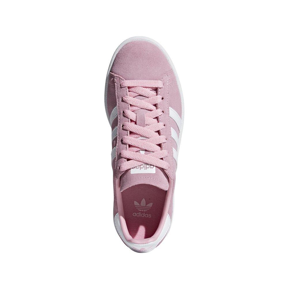 adidas campus j młodzieżowe różowe (cg6643)