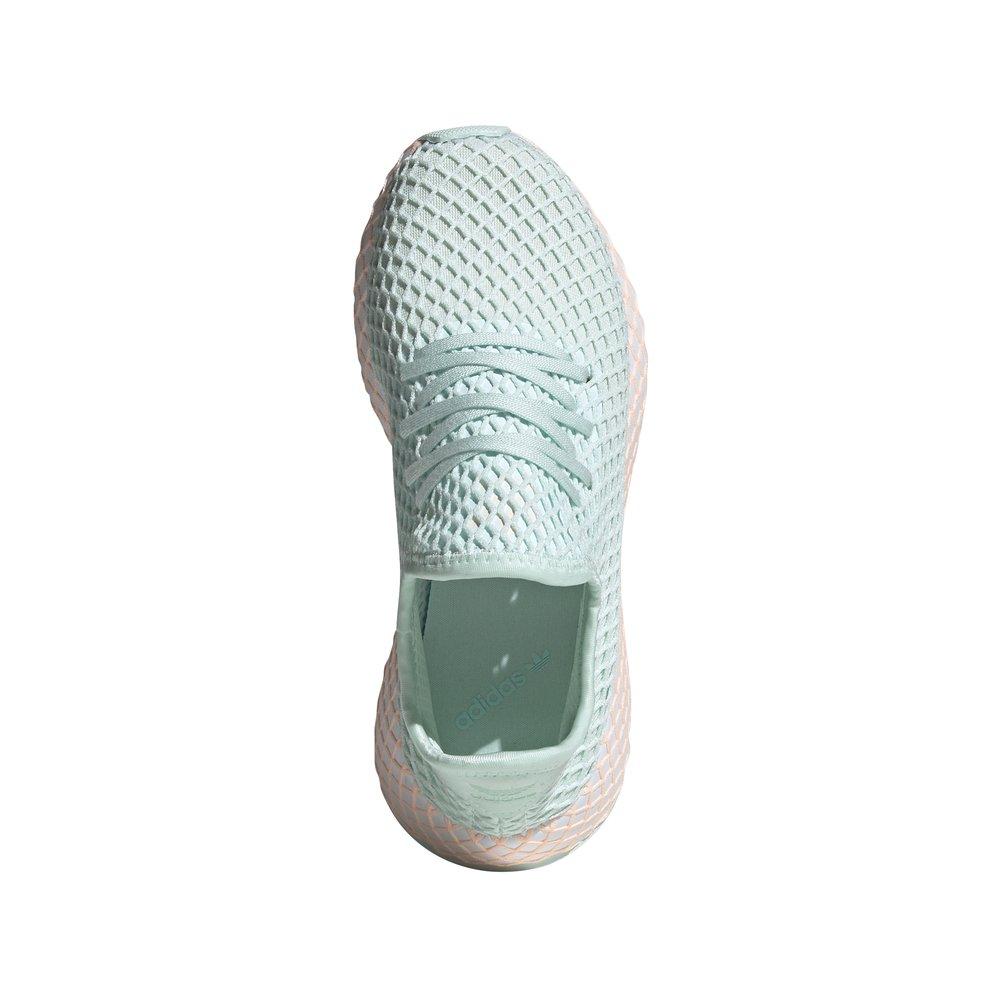 adidas Deerupt Runner J Młodzieżowe Niebieskie (CG6841)