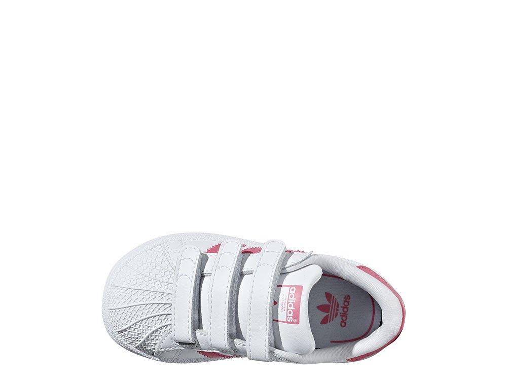 adidas superstar cf i dziecięce białe (cg6638)