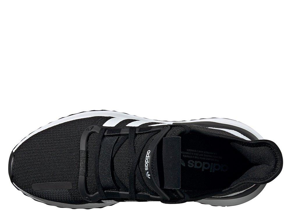adidas u_path run męskie czarne (g27639)