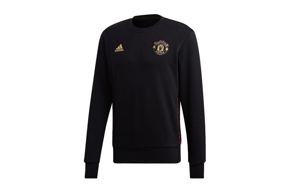 kupować w sprzedaży hurtowej szeroki zasięg Bluza adidas Manchester United (DZ0458)